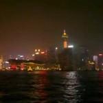 【香港番外編】九龍とスターフェリーから見た香港100万ドルの夜景